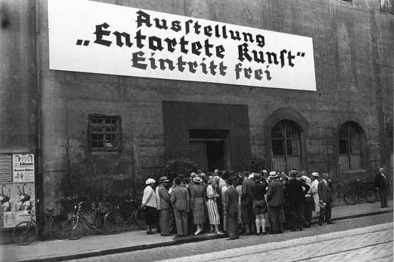 Mondriaan and World War II
