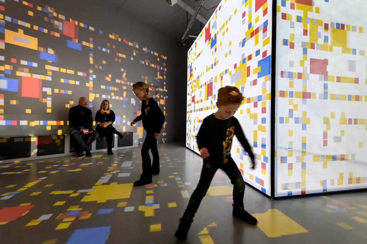 Mondriaanhuis kinderen activiteiten