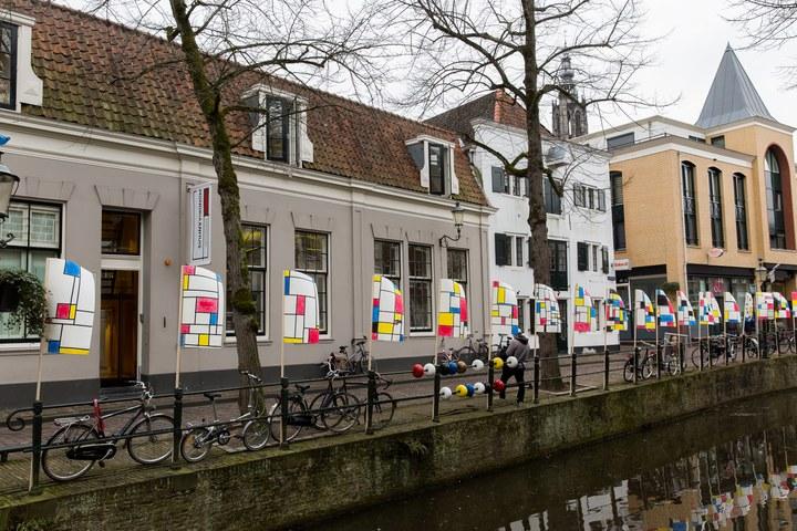 7 maart: Mondriaandag op geboortedag Piet Mondriaan
