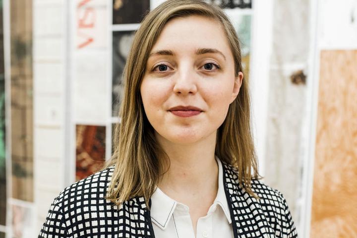 Gast-rondleiding Charlotte Rixten in Mondriaanhuis