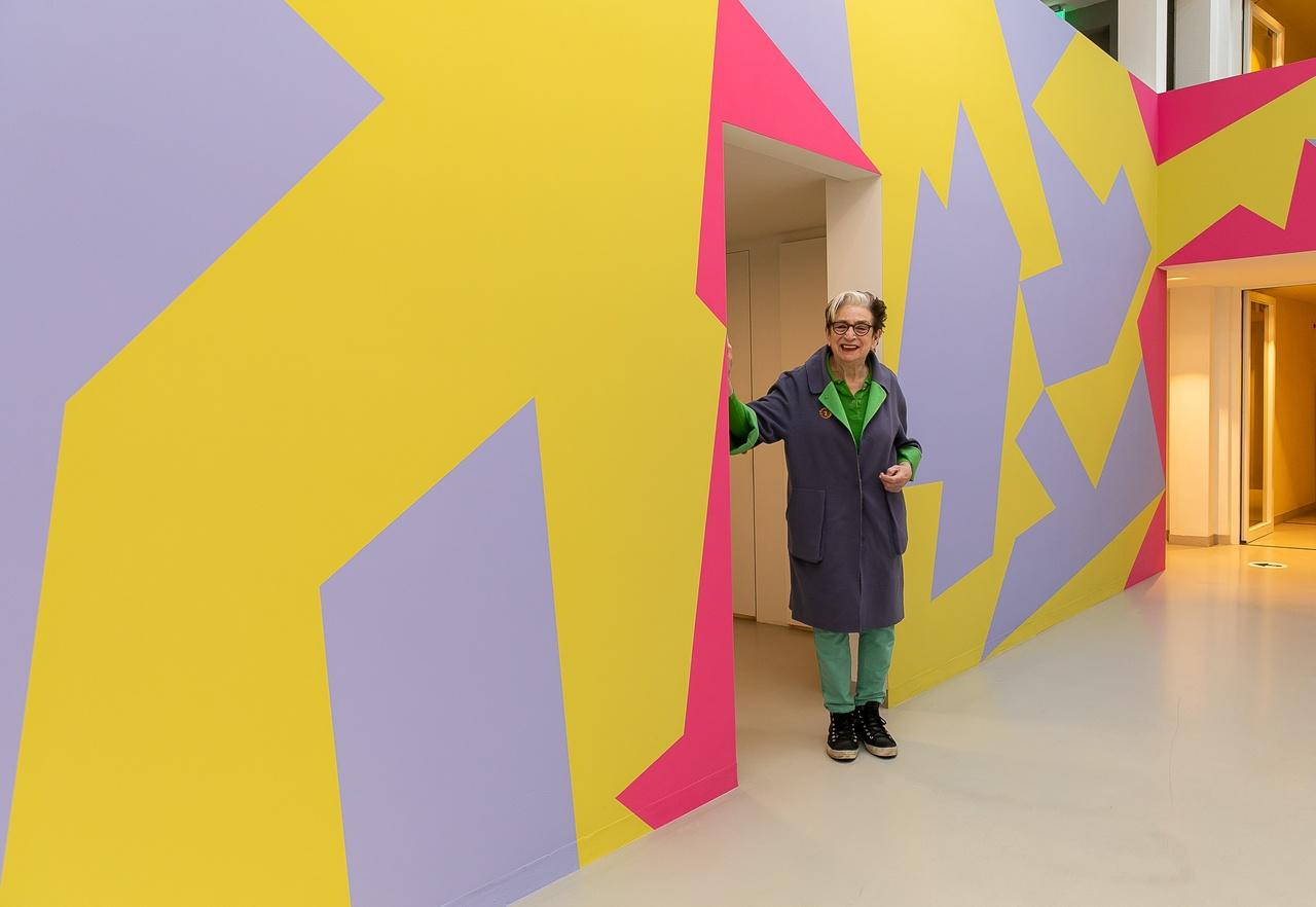 Henriëtte van 't Hoog exposeert met Equilibrium in het Mondriaanhuis
