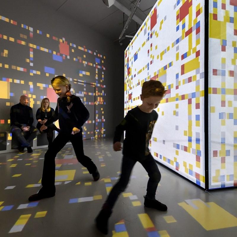 Mondriaanhuis in top 3 leuke musea voor kinderen
