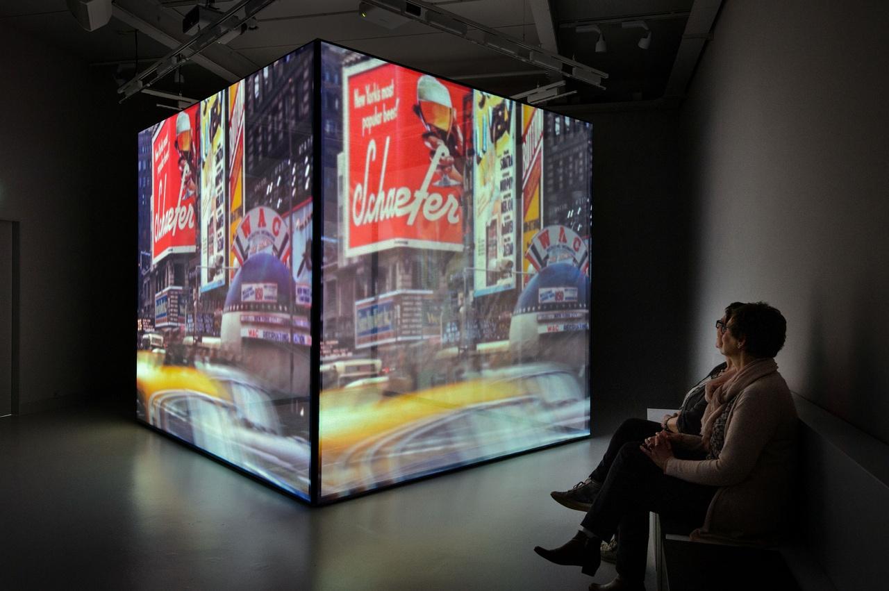 Zaal New York in Mondriaanhuis