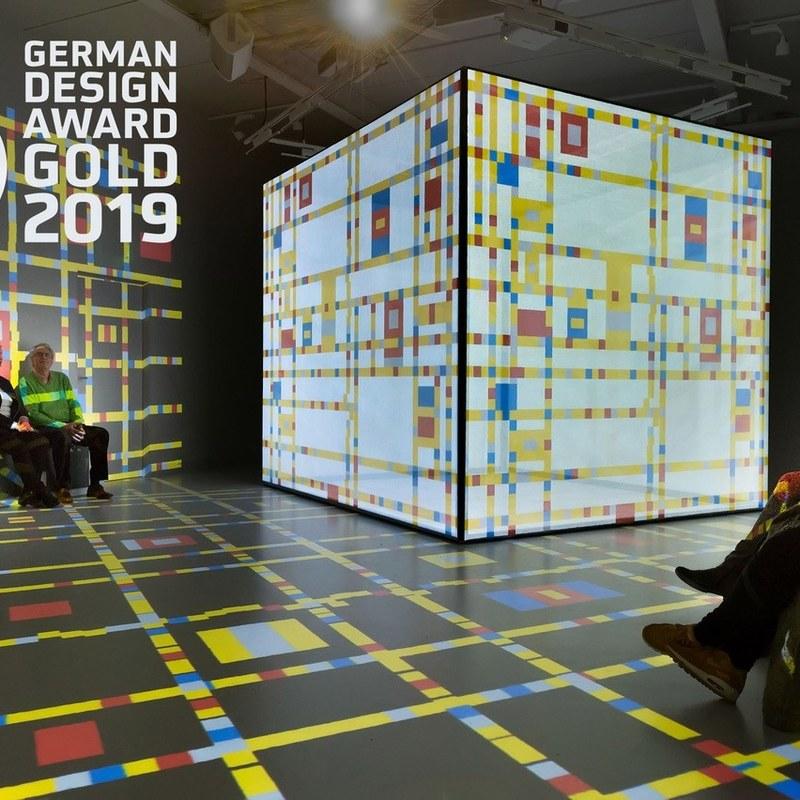 Mondriaanhuis winnaar German Design Award Gold 2019