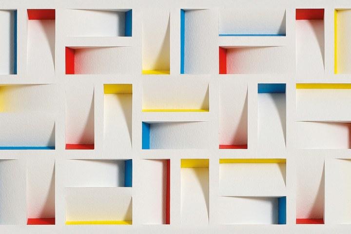 Expositie 'Reflectie' met werk Herman Coppus
