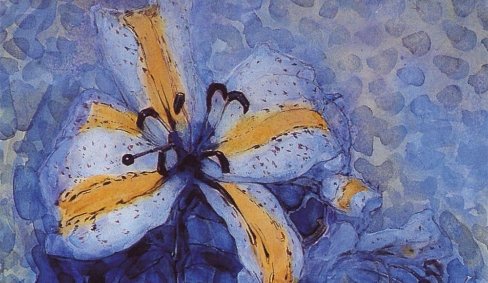 Mon - fleur - Goud gestreepte lelie b.jpg