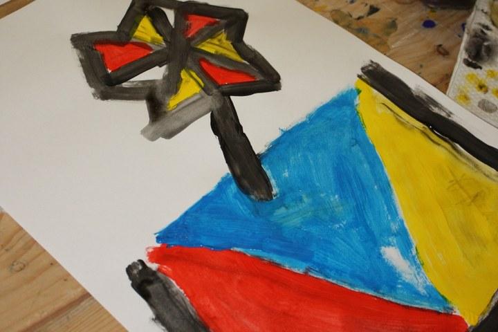 Kinderworkshop: Gemberpot met bloem