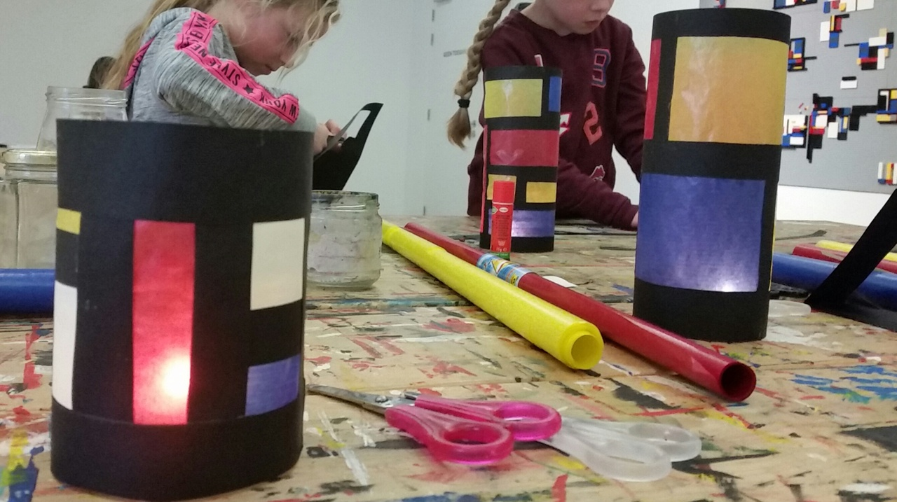 Workshop: Lampion maken
