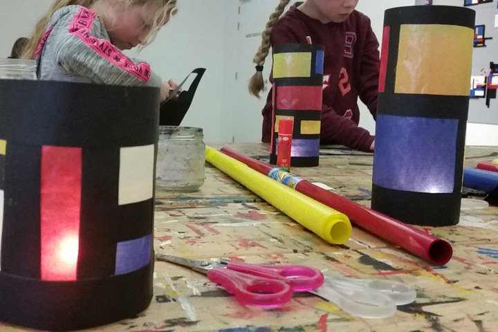 Kinderworkshop: Lampion maken