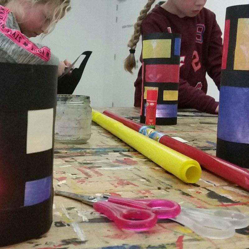 Kinderworkshop: Lampion maken