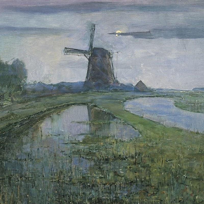Lezing: Mondriaan - Ode aan het landschap