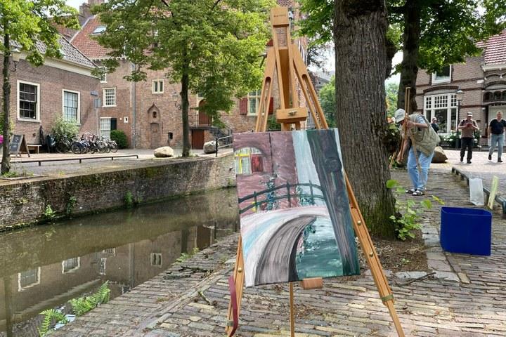 Schilderen en plein air