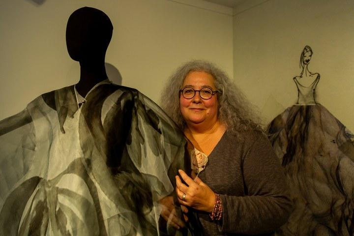 Workshop: Zijde schilderen met Sally Pittman